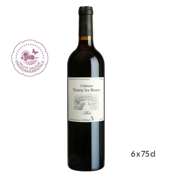 Vin rouge gaillac
