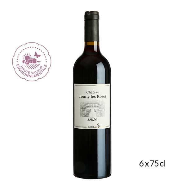 vin rouge de gaillac